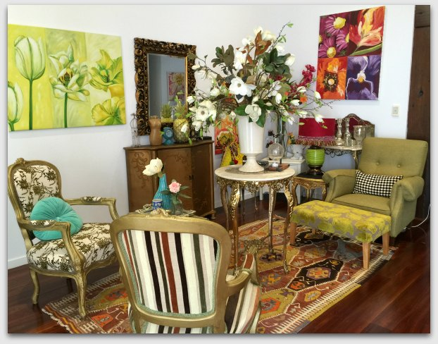 Shers living room